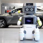 Ügyfélszolgálatos robotot mutatott be a Hyundai