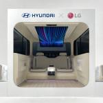 Gigantikus plafonra szerelt tévével járul hozzá az LG az Ioniq futurisztikus tanulmányához