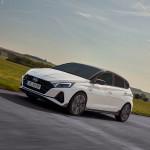 Sportos felszereltségi szinttel gyarapodott a Hyundai i20