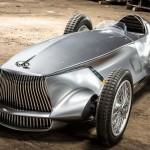 Új képek az Infiniti retró F1-es autójáról