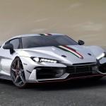 Saját szuper-sportkocsit fejlesztett az Italdesign
