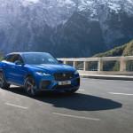 Felfrissült a Jaguar F-Pace legerősebb változata