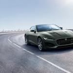 Limitált F-Type szériával ünnepli a Jaguar az E-Type hatvanéves születésnapját