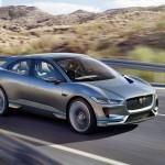 Full elektromos SUV a Jaguartól