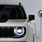 Hibridesít a Jeep, itt a konnektoros Renegade és a Compass