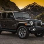 Jön az új Jeep Wrangler