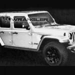 Itt az új Jeep Wrangler első képe!
