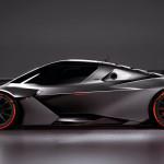Alig egy tonna, de 600 lóerőt képes leadni a KTM új versenygépe
