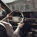 Mindent a sofőr kedvéért: holisztikus élményt kínál a Kia EV6