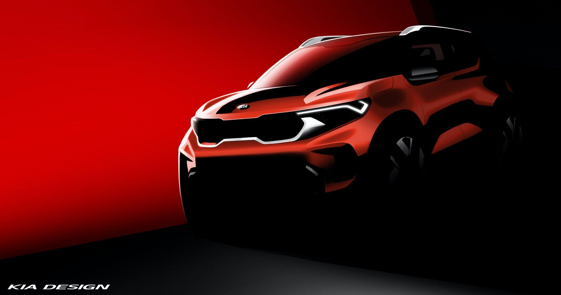 Kia-Sonet-official-rendering