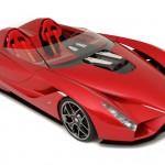 Japán Ferrari