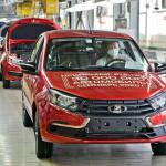 Dupla jubileum Lada módra: 50 év alatt 30 millió autó