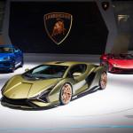 Nem vesz részt több autószalonon a Lamborghini
