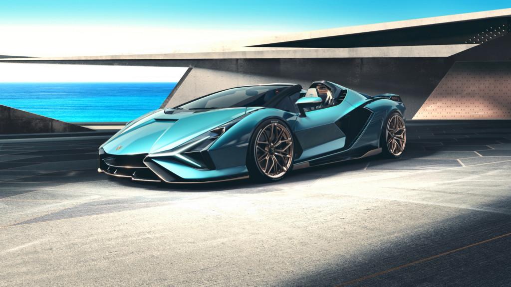 Ledobta a tetejét a legerősebb Lamborghini