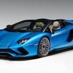 Izmosabb Lamborghini Aventador levehető keménytetővel