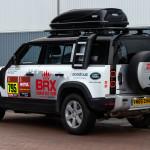 Visszatér a Dakarra jövőre a Land Rover