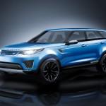 Nemsokára érkezik a Range Rover Velar