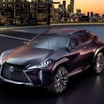 Hétüléses luxus-SUV-ot és egy kicsit is tervez a Lexus
