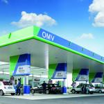 OMV Tankstelle Gesamtansicht