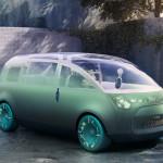 Egy nagyon távoli jövőbe mutató koncepcióval rukkolt elő a Mini