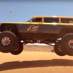 Minden akadályt leküzdő szörnyetegként éledt újjá egy régi Chevrolet Corvair