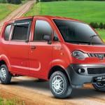 Mahindra Jeeto Minivan 2017-2