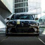 Látványos és erős a Manhart BMW M3 átirata