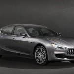 Kínában mutatkozott be az új Maserati Ghibli