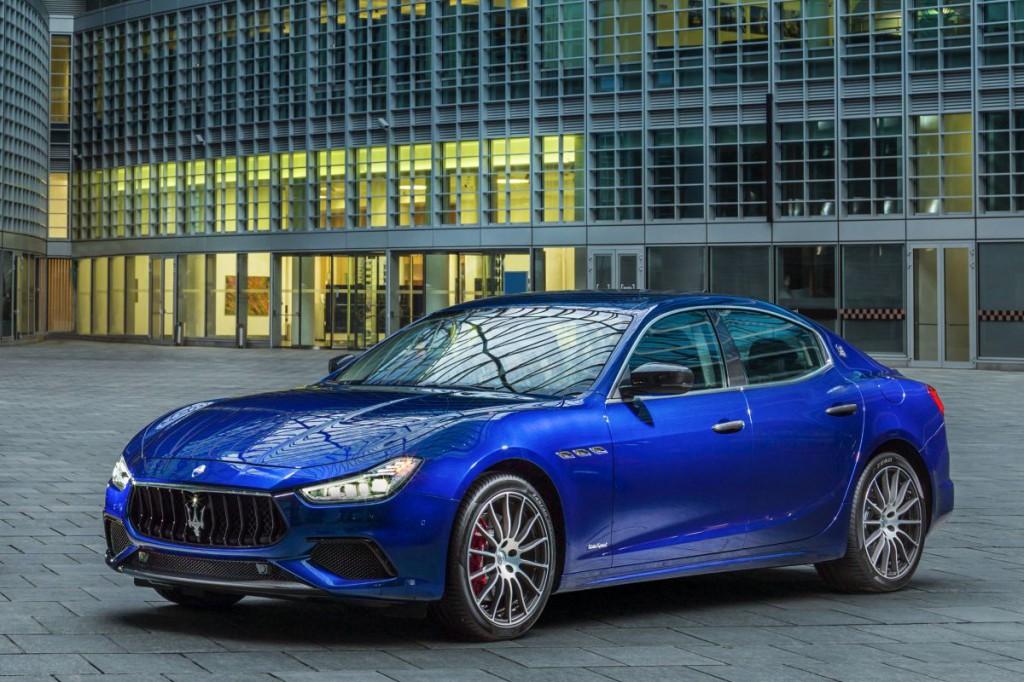 Itt a Maserati Ghibli sportos változata is