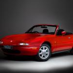 Gyári alkatrészeket kínál a Mazda az első MX-5 generációhoz már Európában is