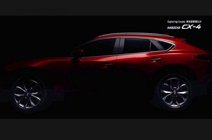 MazdaCX-4