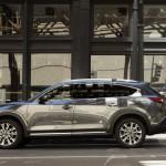 Bemutatták a Mazda CX-8-ast