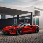 Megérkezett a McLaren konnektoros hibridje