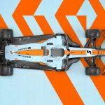 Történelmi színekben versenyez a McLaren a hétvégi Monacói Nagydíjon