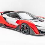 Bemutatkozott a McLaren nagy dobása, a limitált példányszámban készülő Sabre