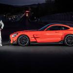 A Mercedes-AMG GT Black Series a leggyorsabb széria modell a Zöld Pokolban