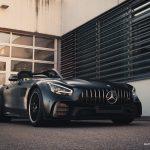 Szélvédő nélkül is kapható már a Mercedes AMG GT R