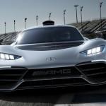 Bemutatkozott a Mercedes szuper-sportkocsija