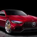 Négyajtós szuper-sportkocsit tervez a Mercedes-AMG