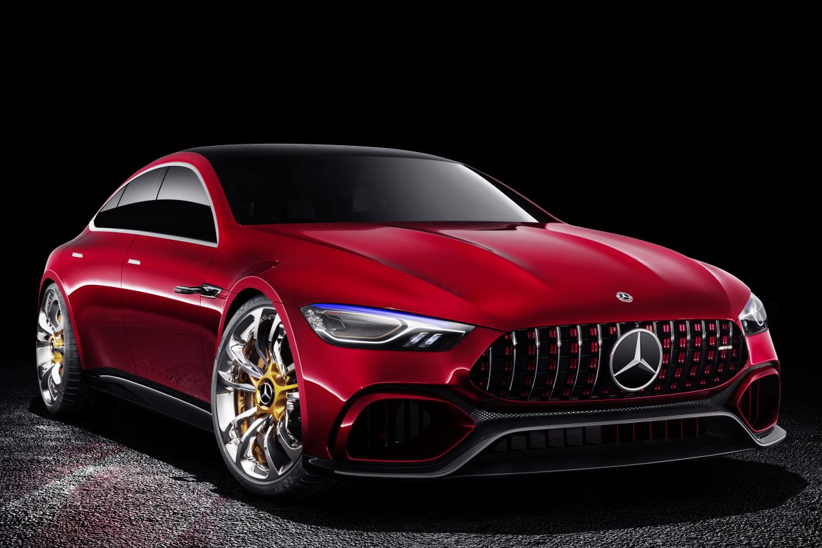 Mercedes-AMGGTConcept7