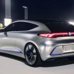 Mercedes-Benz EGA Concept Frankfurt 2017-2