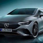 Már E osztály méretekkel is kínál elektromos autót a Mercedes