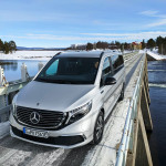 Befejeződött az elektromos Mercedes kisbusz tesztelése, nyáron érkezik a palettára az EQV