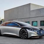 Leáll az önvezető rendszerek fejlesztésével a Mercedes