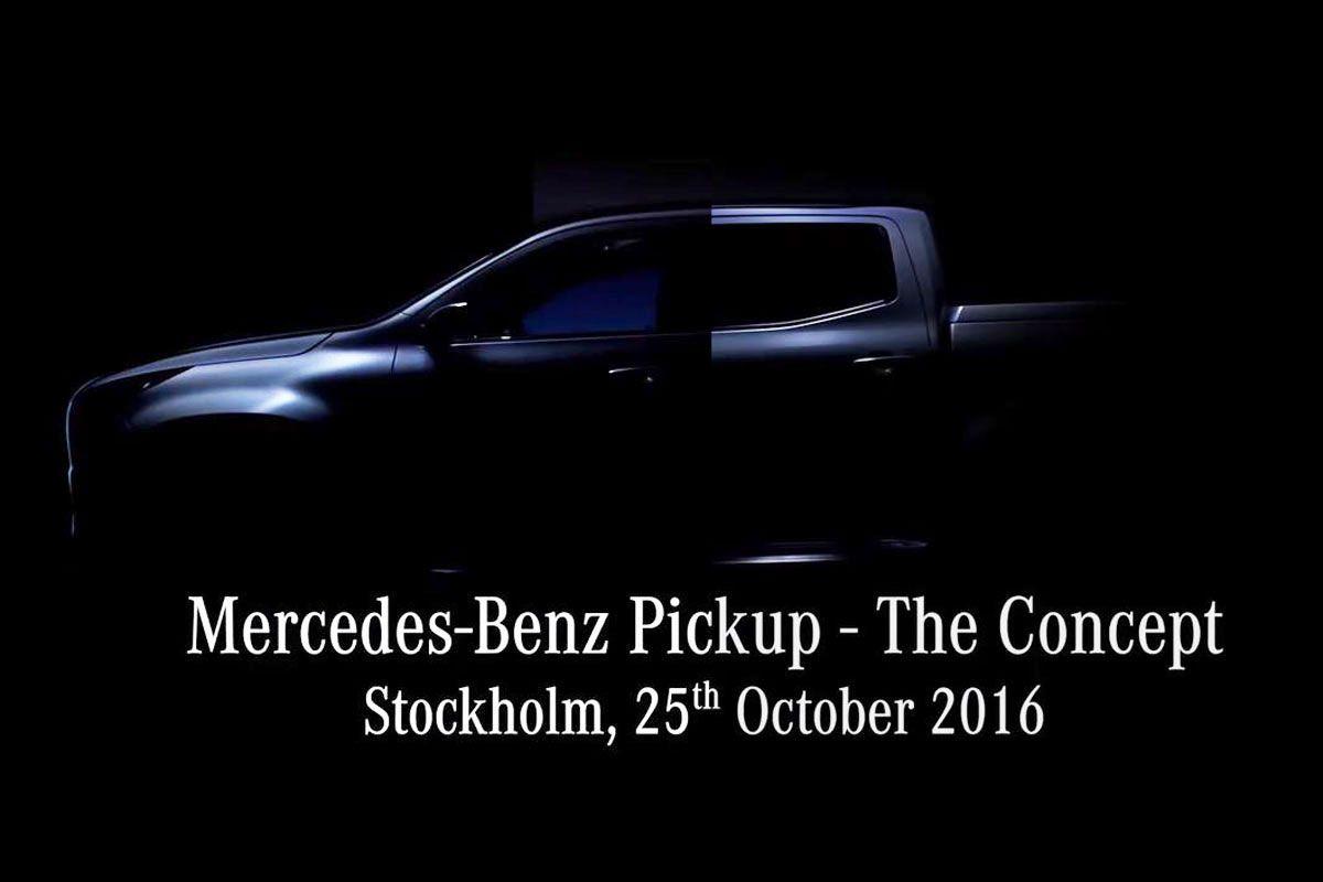 Mercedes-Benz pick-up1