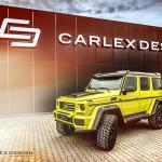 Mercedes G-osztály Carlex 2017-2