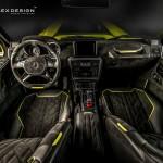 Mercedes G-osztály Carlex 2017-4