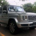 Új belépő szintű motort kap a Mercedes G-osztály, de csak Kínában
