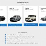 Mercedes-Subscription