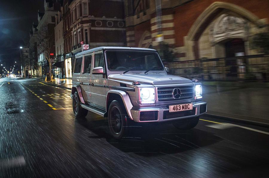 MercedesBenzGClasse